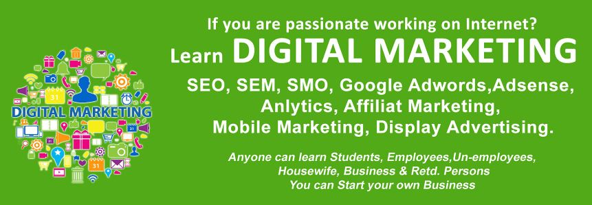 Training in Digital Marketing
