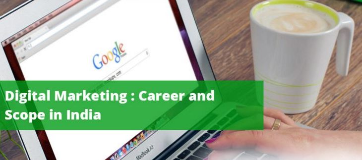 Digital Marketing career in India
